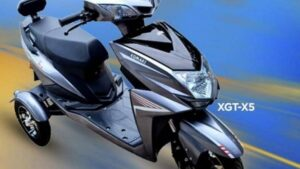Komaki launched this special scooter for senior citizens, this way you will get benefit