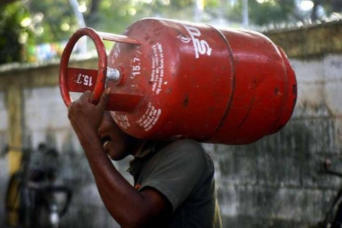 LPG Price Hike cooking gas prices increased by 25 rupees per cylinder