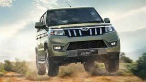 Mahindra Bolero Neo is very much liked by customers, more than 5500 bookings received in less than a month