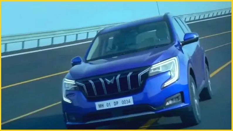 Mahindra unveils XUV700, know every detail related to interior and features