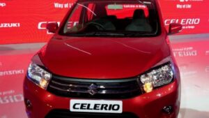 Maruti Suzuki Celerio of 2021 looks like this, can give competition to big vehicles in terms of features