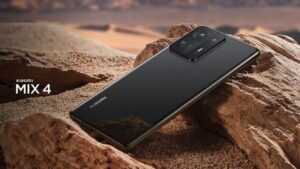 Chinese smartphone maker Xiaomi has launched its first commercial phone Mi Mix 4 in China, which has an under-display camera. The new camera technology has been used in this smartphone which hides the front-facing sensor under the display. Xiaomi has named this camera as 'Camera Under Panel (CUP)'. Along with this, this smartphone has a triple rear camera which comes with in-display fingerprint sensor and stereo speakers.