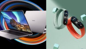 Mi Notebook Pro, Notebook Ultra and Band 6 launched in India, 3.2K display gets many cool features