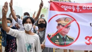 Myanmar's military government struts, ASEAN nominated special envoy, but still waiting for approval
