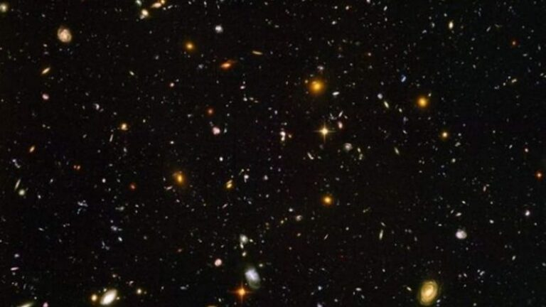 NASA shared video of 13 billion year old galaxy data, different sound coming out of every light, why is it so special?