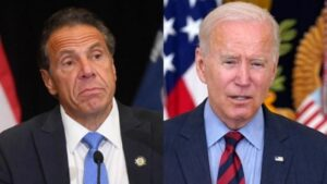New York governor accused of sexually assaulting 11 women, Joe Biden said - 'he should resign immediately'