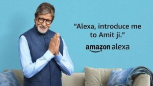 Now Bollywood superstar Amitabh Bachchan will answer your questions on Alexa, interact with him like this