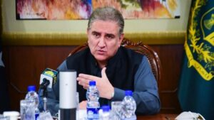 On completion of two years of abrogation of Article 370, Pakistan again raged on Kashmir, Foreign Minister Qureshi wrote a letter to the United Nations