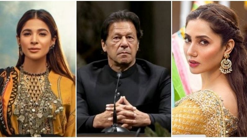 Pakistani actress Mahira Khan and Ayesha Umar made a 'special request' to PM Imran Khan, people came out in support
