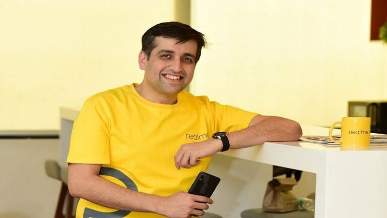 Realme aims to sell 2 to 3 crore phones this year, CEO Madhav Seth told the company's plan