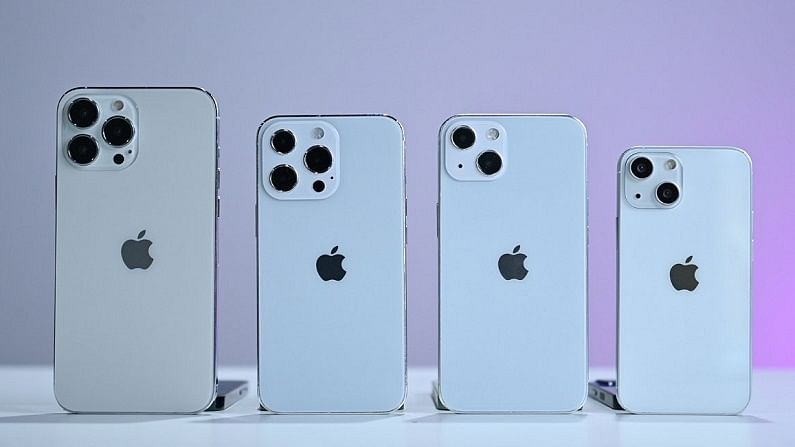 Researchers revealed, iPhone 13 will be launched in September with big battery and great camera setup