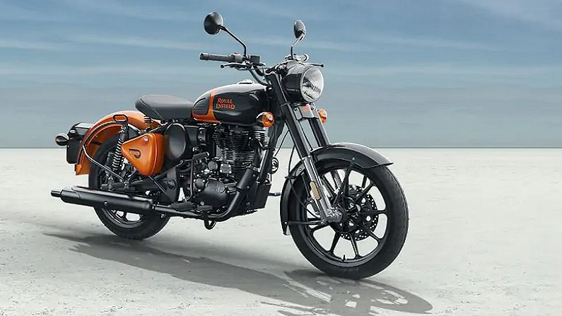 Royal Enfield sales increased by 9 percent, the company sold 44,038 bikes in July