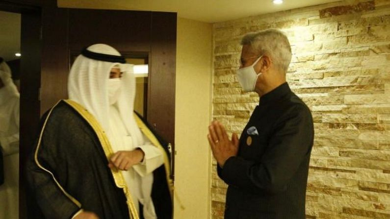 S Jaishankar meets foreign ministers of four countries including Kuwait, discusses economic-health cooperation