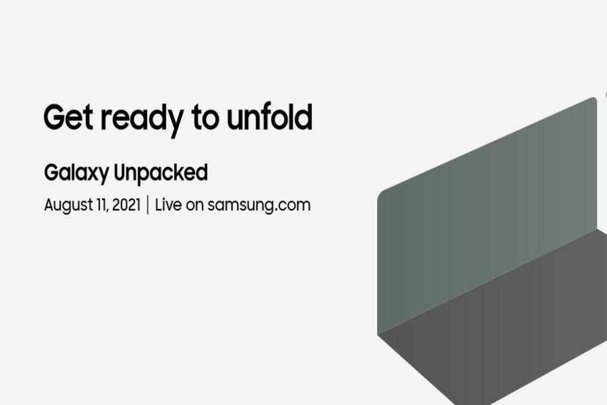 Samsung Galaxy Unpacked 2021 company to launch two new foldable phone smartwatches when and where to watch event