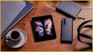 Samsung Galaxy Z Fold 3 5G launched in India, know how much is the price of this smartphone
