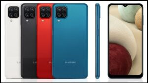 Samsung's new smartphone Galaxy A12 Nacho launched, know what else is special in this phone with 4 cameras