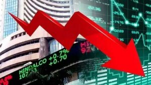Share Market Updates: Today there was a break on the rise of four days, the market closed with a fall on the last day of the week