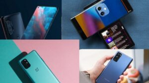 Smartphone companies made a record by selling 34 million phones in the April-June quarter