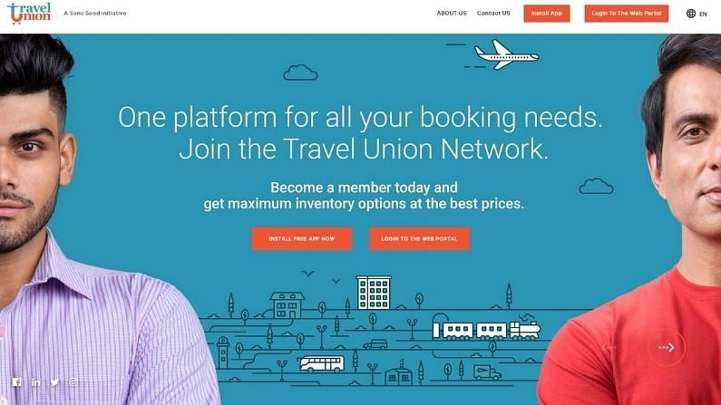 Sonu Sood started travel business Travel Union keeping in mind the migrant laborers, now they will not have any problem