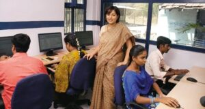 Story of Saloni Malhotra empowering rural India by opening call centers in villages