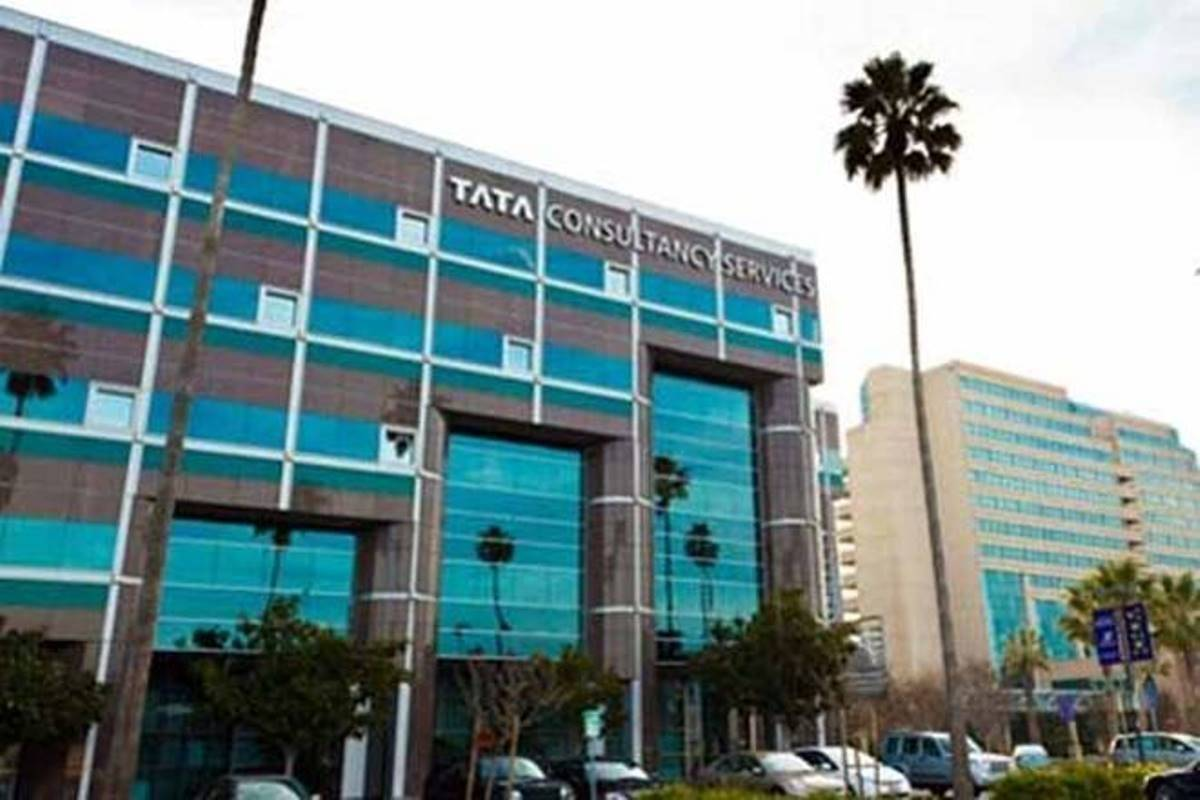TCS share price hits new record high m-cap tops should you book profit or hold