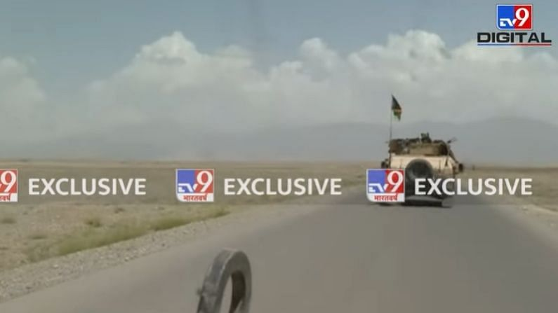 TV9 Exclusive Report: Talibani terrorists are getting training in Pakistan, Imran government is building a road in Parachinar area