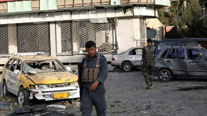 Taliban carried out horrific bomb attack targeting Afghanistan's defense minister, at least eight killed, 20 injured