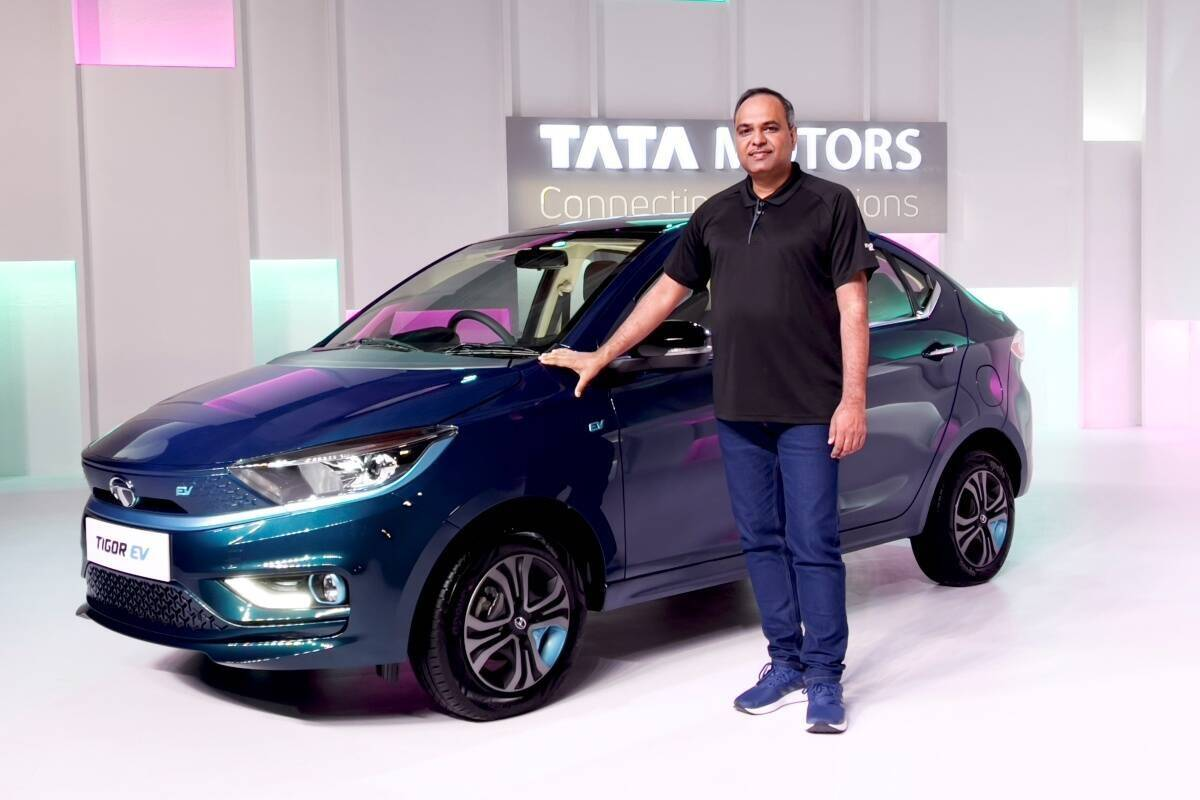 Tata Motors launches Tigor EV know price specifications camera features