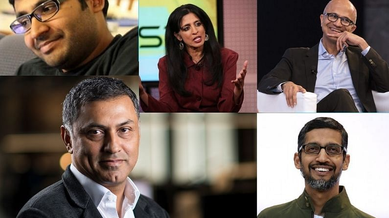 Top executives of tech giants companies like Microsoft, IBM, Adobe and Google are quite popular in the world.  But not only this, most of the top executives in this list are Indians who have achieved big positions in companies.  All these top heads have reached this point today after their hard work and long struggle and are making India proud.  In such a situation, today we have brought for you the names of 16 such tech executives who are Indians and are ruling the world.