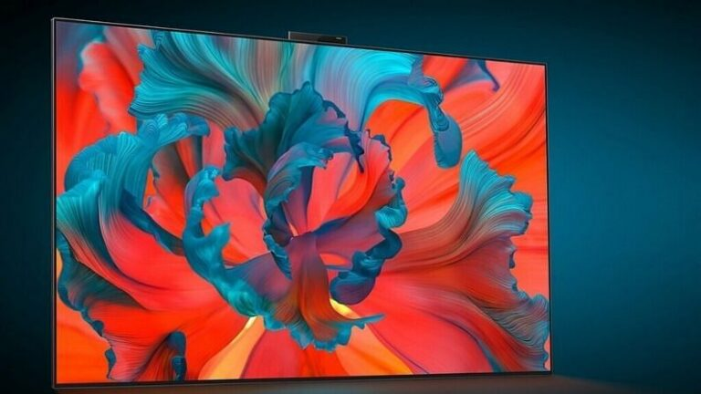 This company has launched its biggest TV ever, now you can make a picture hall at home, get 24MP camera together
