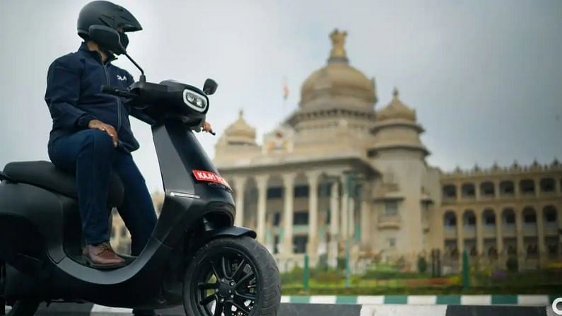 Till now this feature was available in the car, but now the company will give this awesome feature in Ola's electric scooter too.