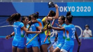 Tokyo Olympics: Australian High Commissioner also recognized the iron of women's hockey team, told Savita Punia 'Great Wall of India'