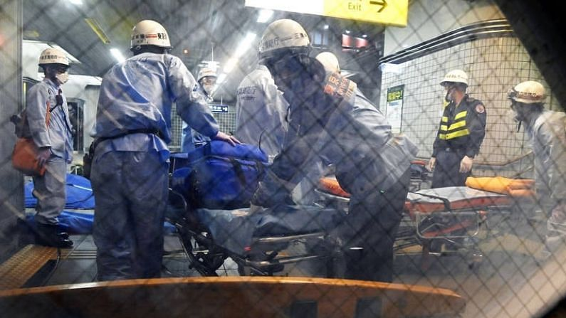 Tokyo: 'wanted to kill happy looking women', confesses the accused who attacked the moving train
