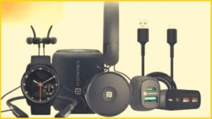 Up to 75 percent off on Bluetooth speakers, mobile-laptops and car accessories, the chance is only till August 15