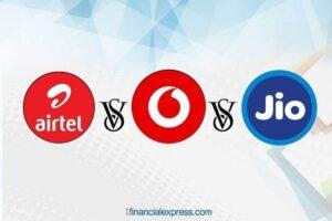 Vi vs Jio vs Airtel vodafone idea revises 449 rupees plan know comparison with other telecom companies