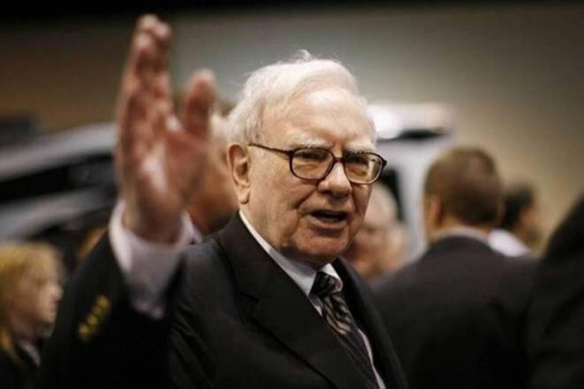 Warren Buffett's company reduced stake in pharma companies, Biogen Inc. sold all shares of