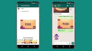 Will have to send money, now even more fun, an amazing feature came in WhatsApp Payment