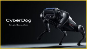 Xiaomi goes one step ahead in the race of technology, launches its first robot named CyberDog