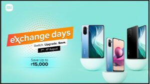 Xiaomi's special offer, take a new phone by giving an old phone, there will be a savings of up to 15 thousand rupees