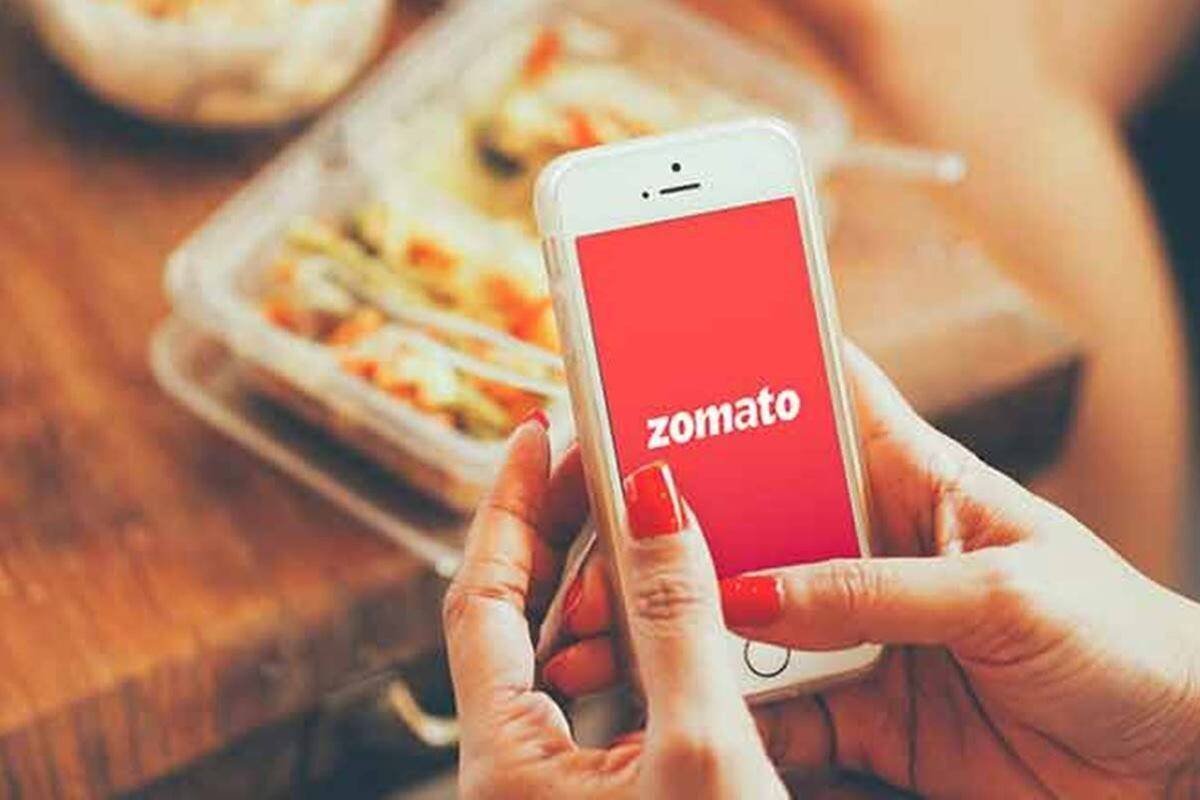 Zomato share price today falls 5 percent more after yesterday 9 percent crash should you buy sell hold know here in details
