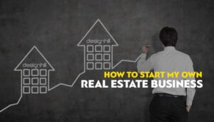 how to start real estate business