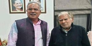 Chhattisgarh CM Bhupesh Baghel's father arrested for making statements against Brahmins, sent to judicial custody for 14 days