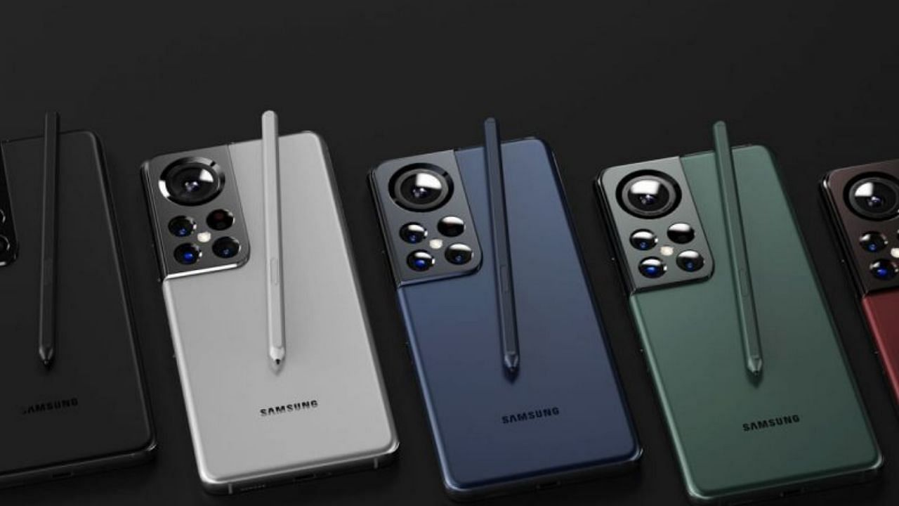 Coming Samsung's flagship smartphone Galaxy S22, will be smaller than the iPhone but strong in terms of features
