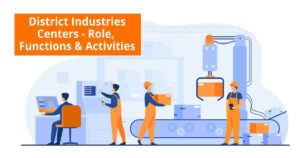 What is District Industries Center