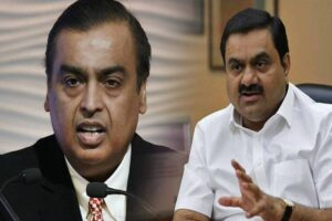 Gautam Adani again rose to number two among Asian rich, leaving behind Ambani in making fast money