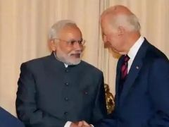 PM Modi and Jo Biden held face-to-face talks for the first time, the meeting lasted for 90 minutes
