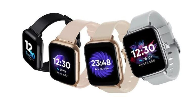 Reality Dizo Watch and Dizo Watch 2 Pro can be bought for just Rs 1,999, equipped with big screen, GPS and SpO2 features