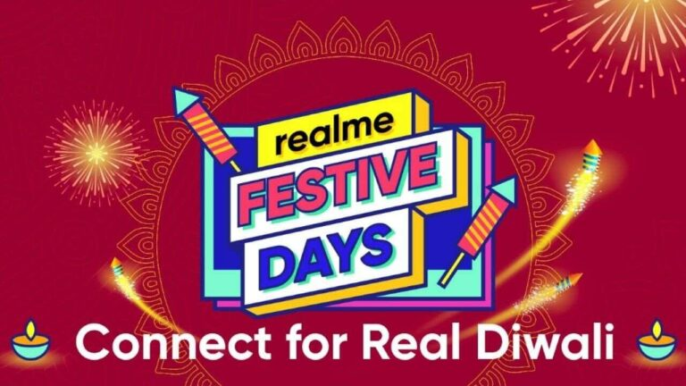 Reality is bringing a special festive sale on the occasion of Diwali, users will get offers worth Rs 500 crore
