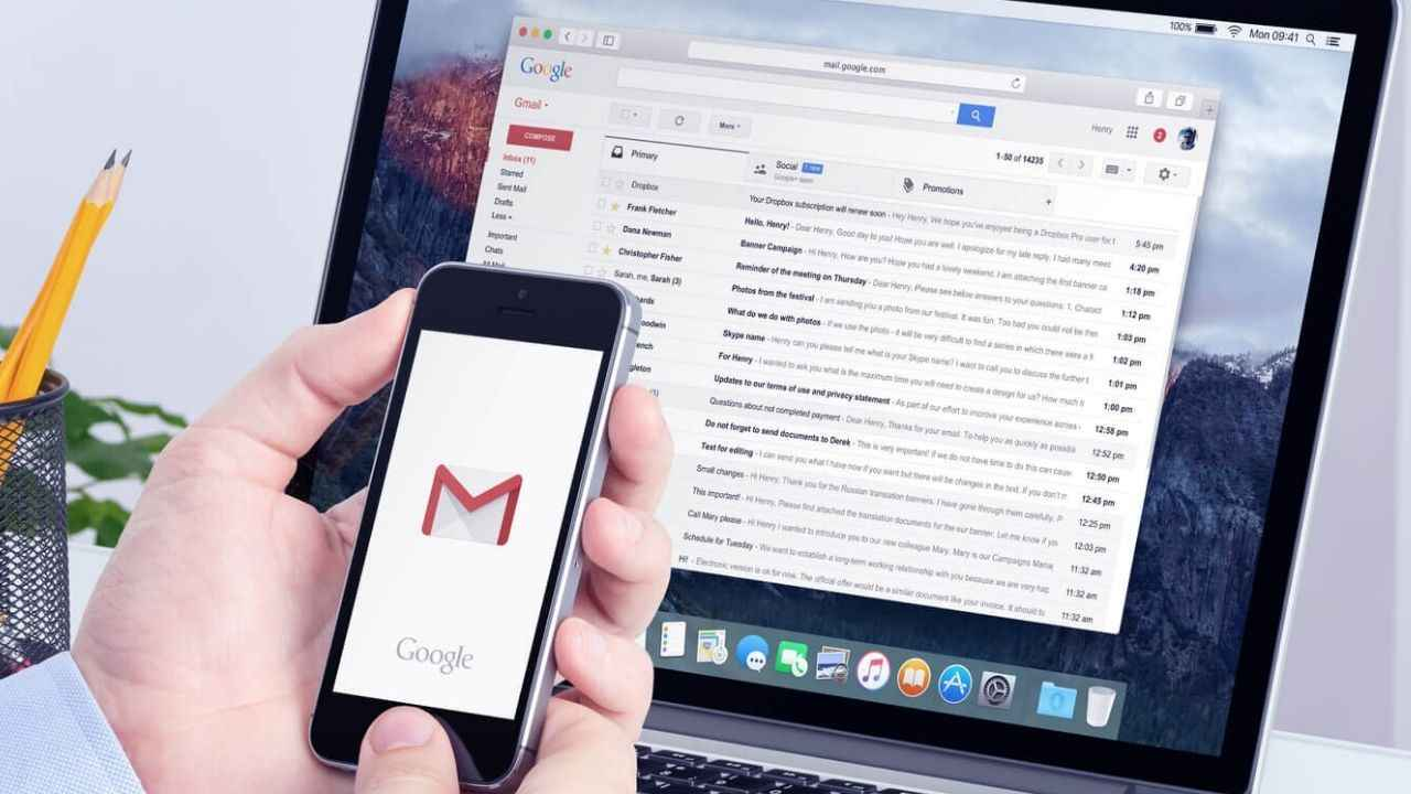Take, now you will be able to make video and voice calls to your contacts from Gmail, this is how this feature will work