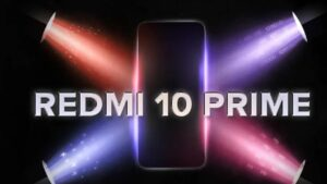 Xiaomi is bringing the lightest smartphone ever, Redmi 10 Prime, 6000mAh battery will be given in the phone